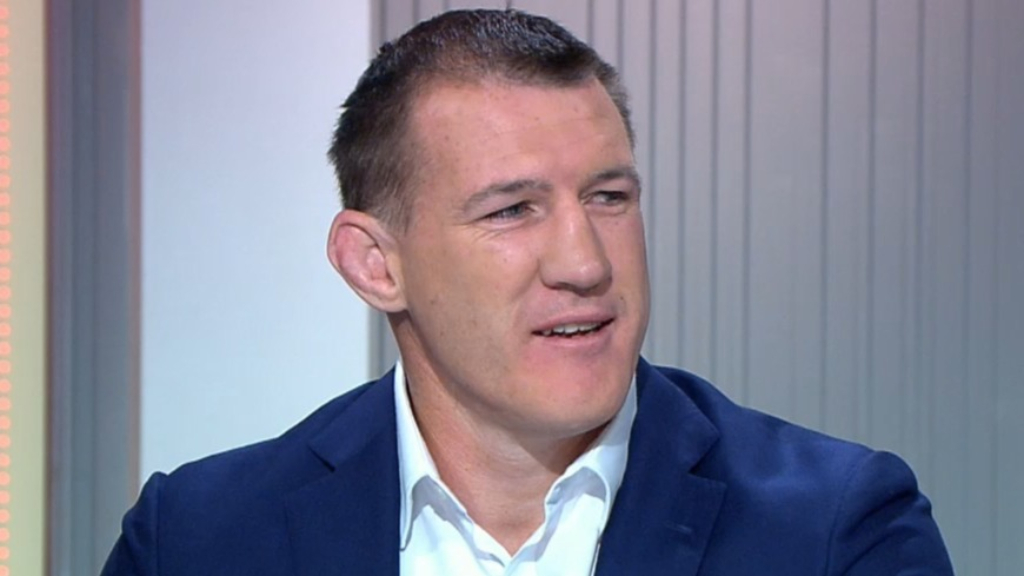 Why Danny Green is laughing at Gallen, Wustoo