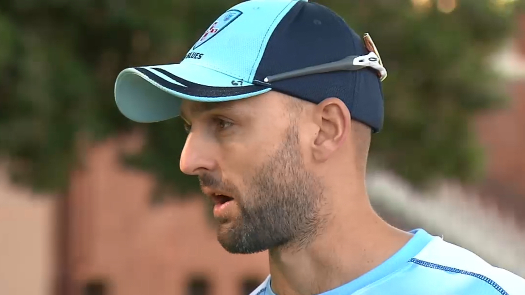 Nathan Lyon excited for Sheffield Shield cricket