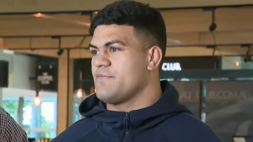 Returned Fifita speaks after Bali arrest