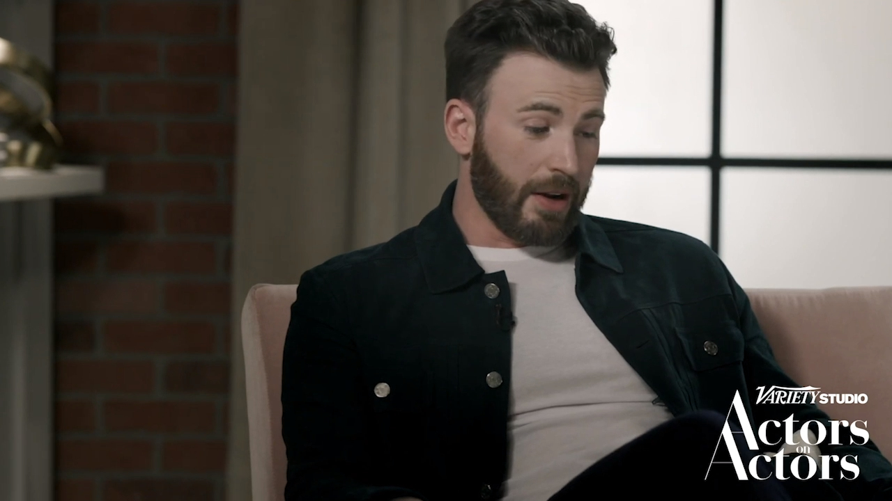 Chris Evans opens up about Marvel future