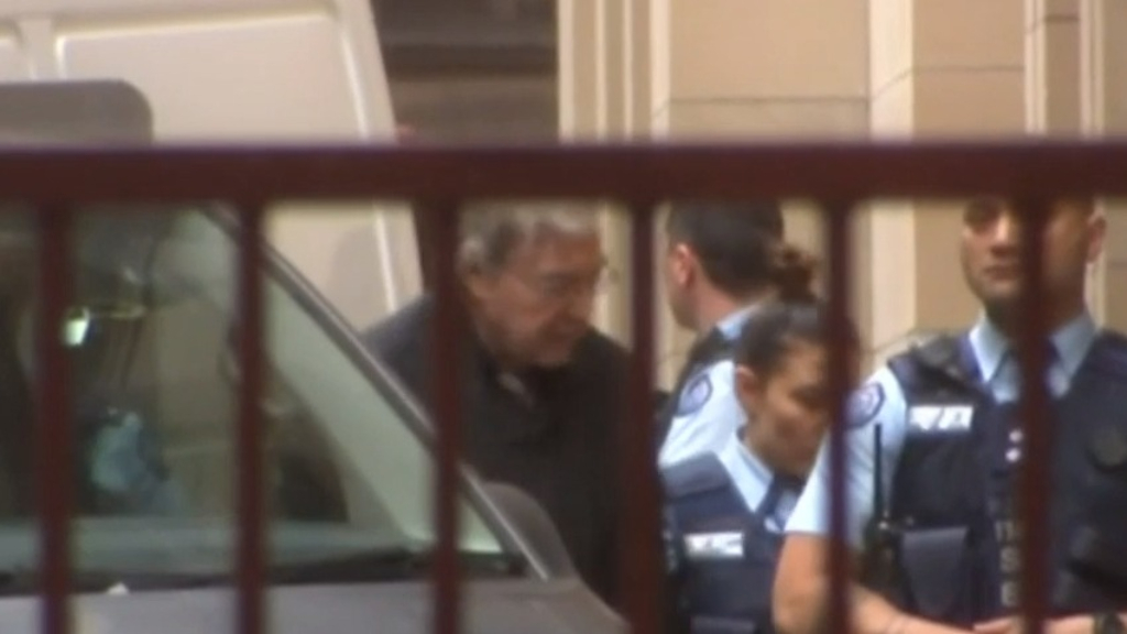 Court to hand down Pell appeal ruling