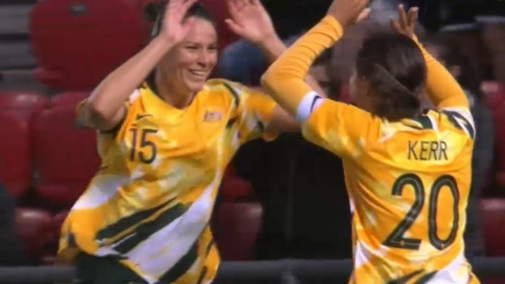 Matildas beat Chile 1-0