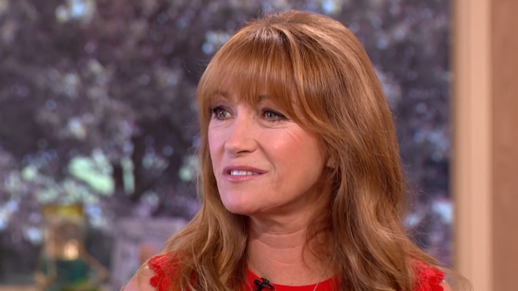 Jane Seymour opens up about her wardrobe on film sets