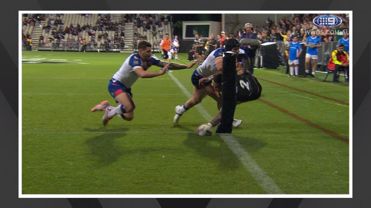 NRL Highlights: Great Britain v New Zealand - Test Match Footy