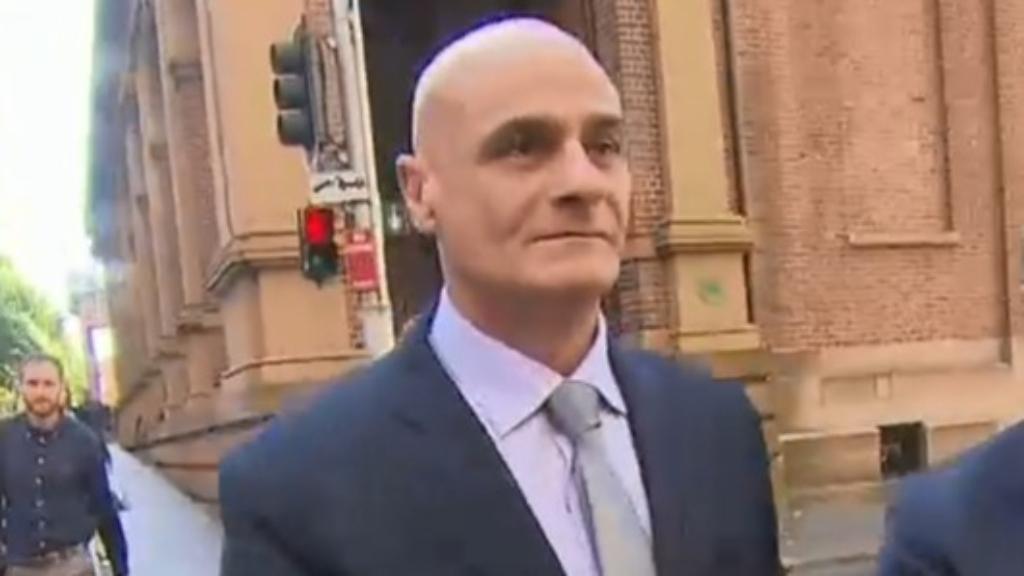 Vinzent Tarantino back in court
