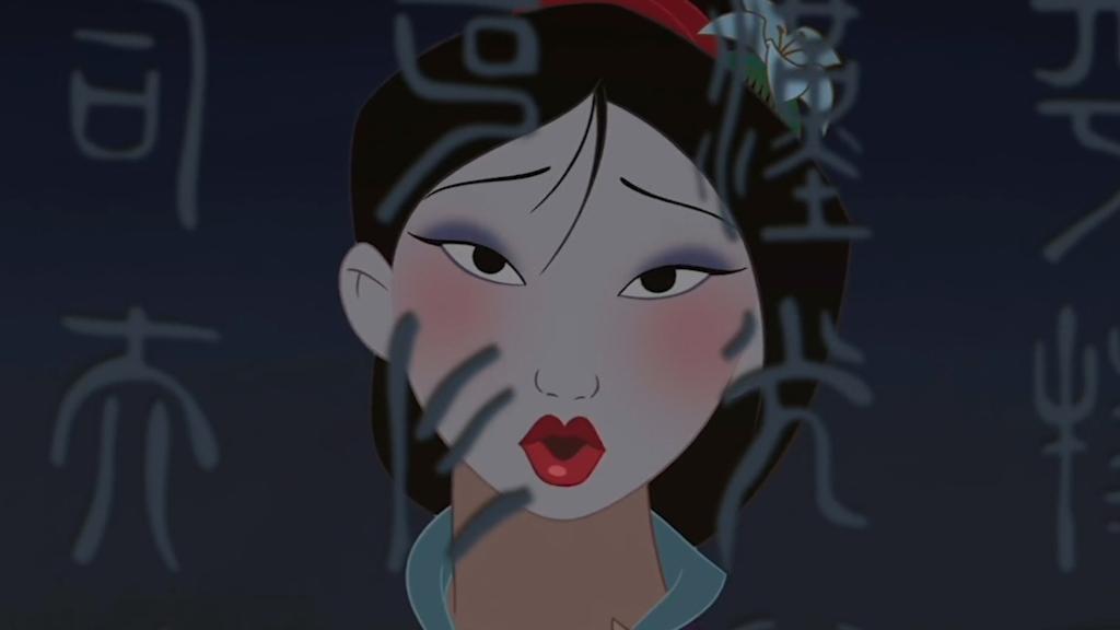 Lea Salonga provides the singing voice for Disney character Mulan