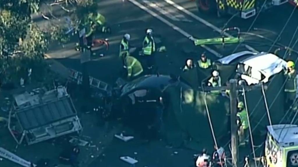 Fatal crash in Eastwood