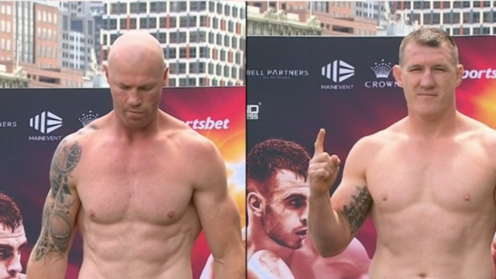 Green previews Gallen v Hall bout