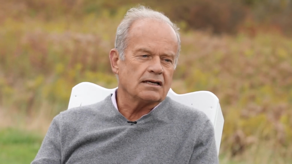 Kelsey Grammer opens up about his failed marriages