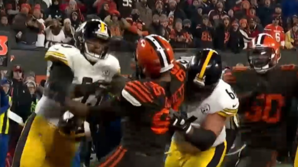 NFL star set for huge suspension after helmet hit