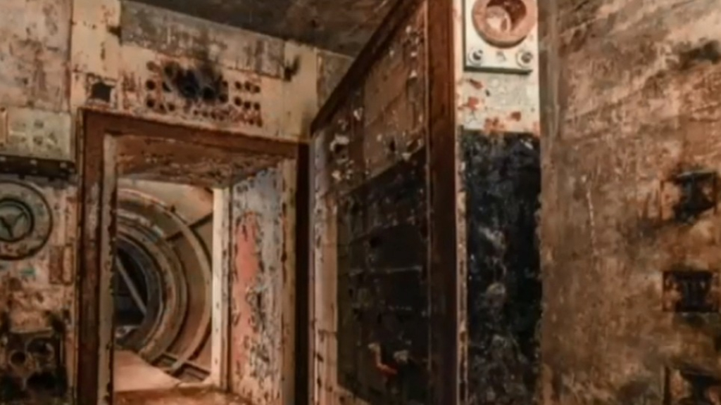 Decommissioned nuclear missile silo up for sale