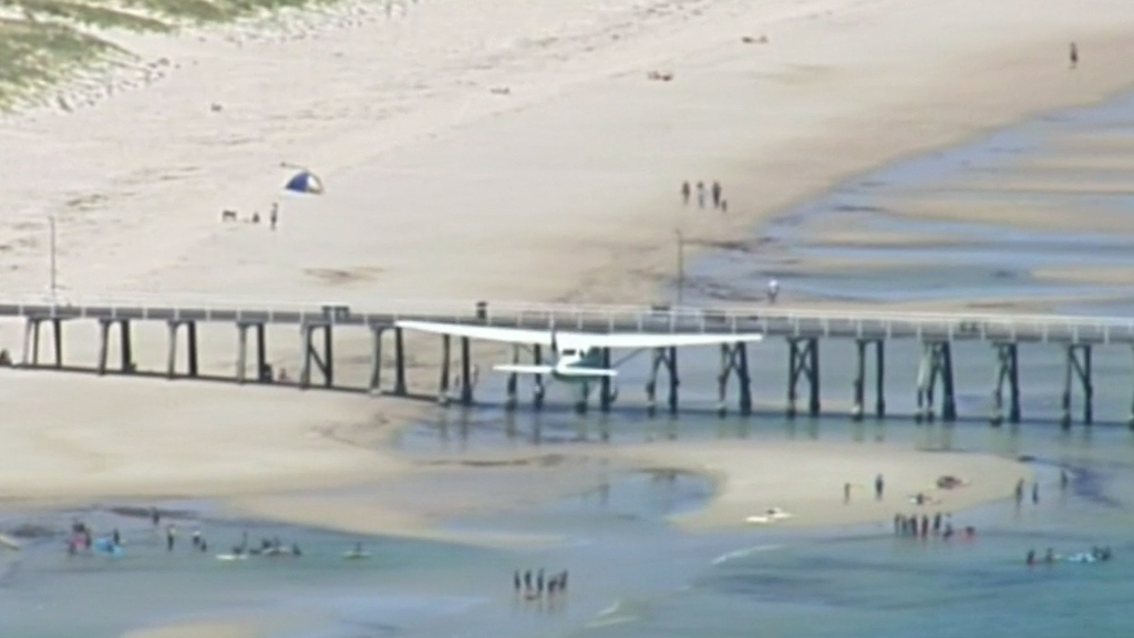Daily shark patrols kick off in South Australia