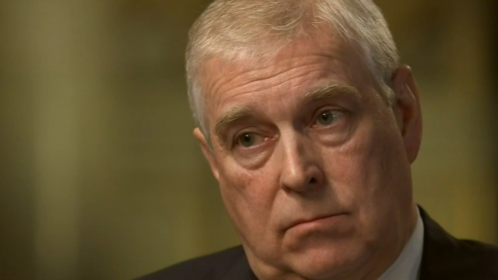 Prince Andrew scandal continues