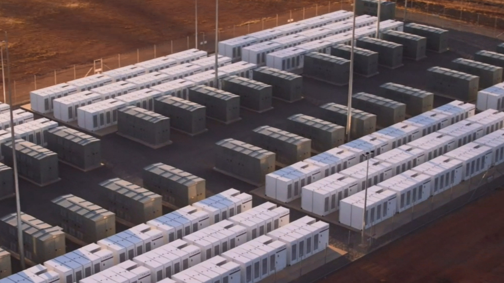 Expansion of big battery promising cheaper power in SA