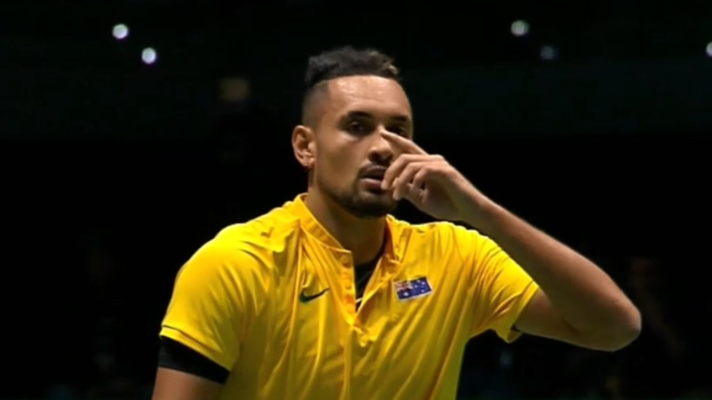 Kyrgios says Davis Cup win possible