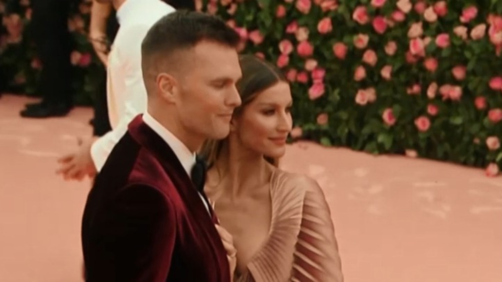 Tom Brady talks marriage to Gisele Bundchen