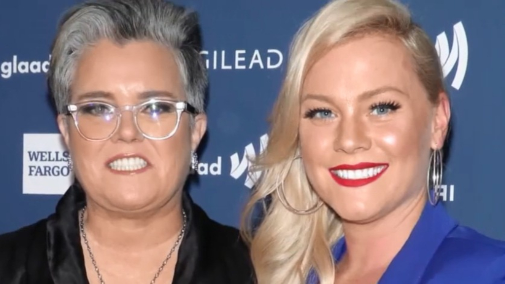 Rosie O'Donnell addresses breakup rumours
