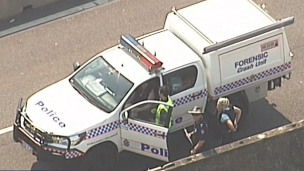 Queensland car chase ends in arrest