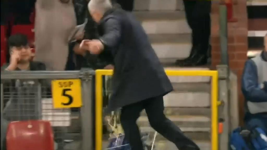 Mourinho appointed Tottenham coach