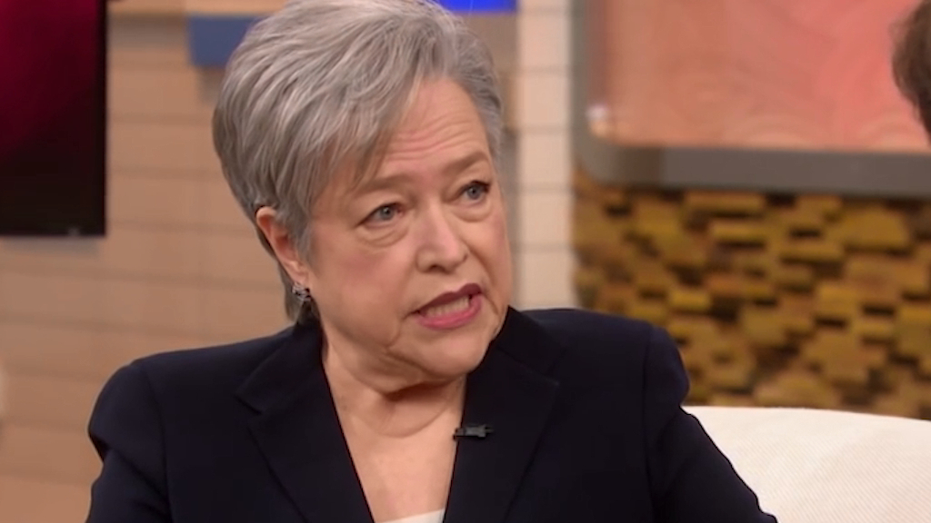 Kathy Bates opens up about cancer diagnosis