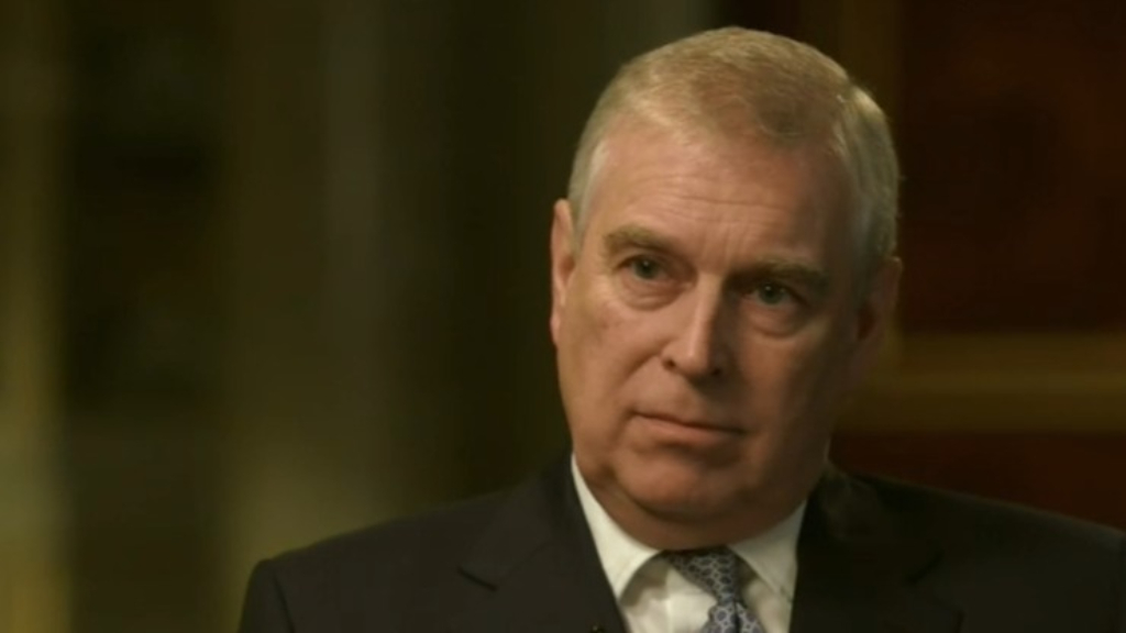 Prince Andrew steps down over Epstein relationship