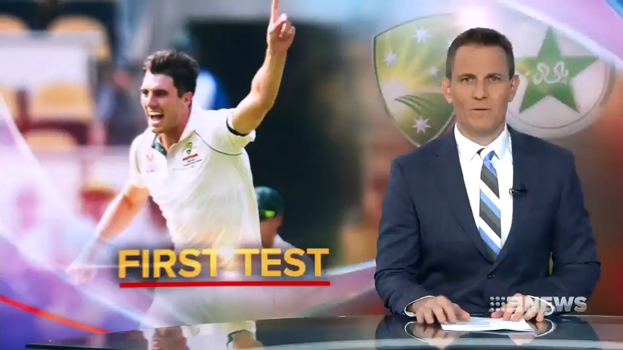 Starc stars as Australia end Day 1 on top