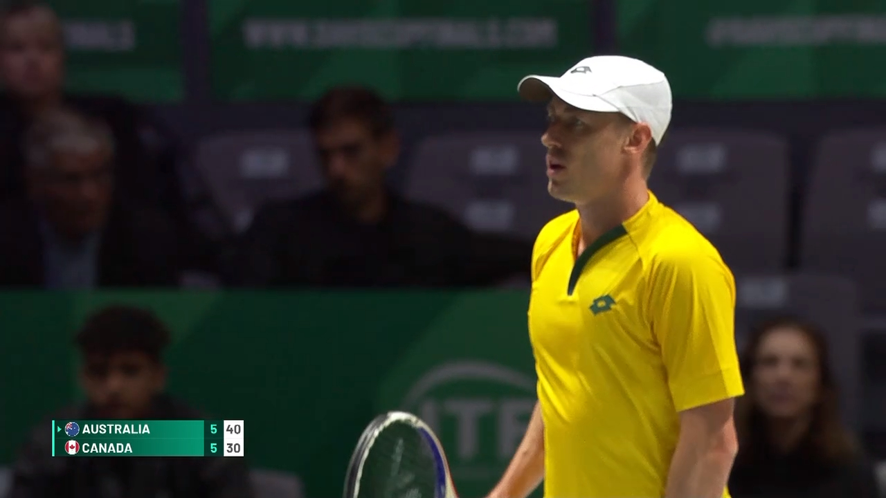Davis Cup Highlights: Millman V Pospisil - Quarter Finals