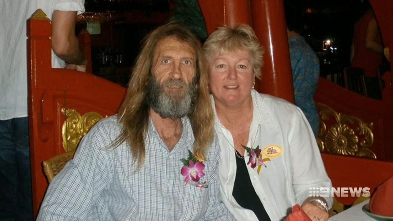 Jury convicts estranged husband of Sharon Edward's murder