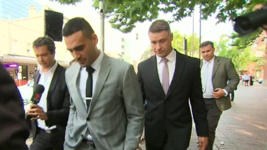 Panthers player Tyrone May could face jail