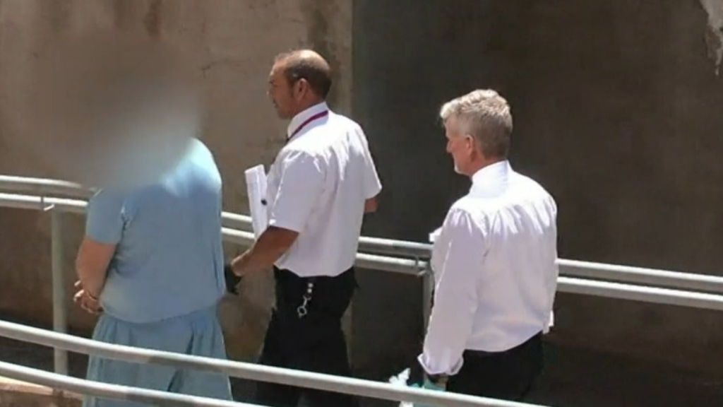 Man arrested over 2011 murder appears in court