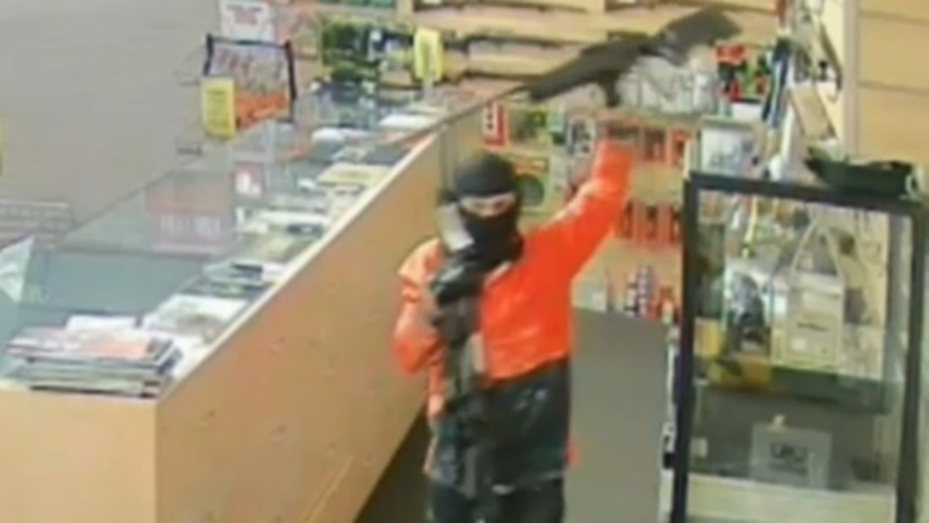 More than 100 firearms stolen from Perth shop