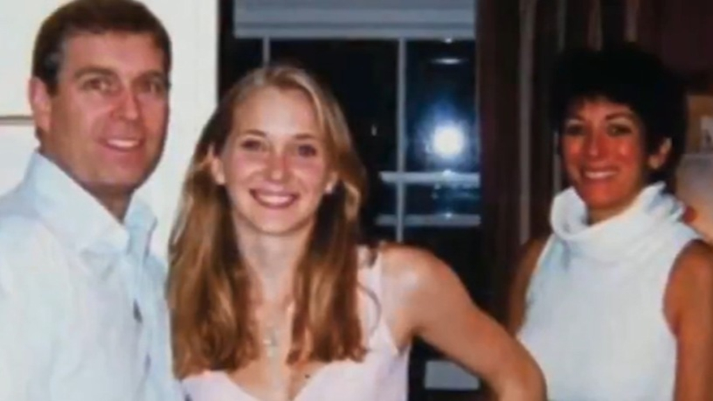 Epstein, Prince Andrew abuse a 'really scary time': Virginia Roberts Giuffre