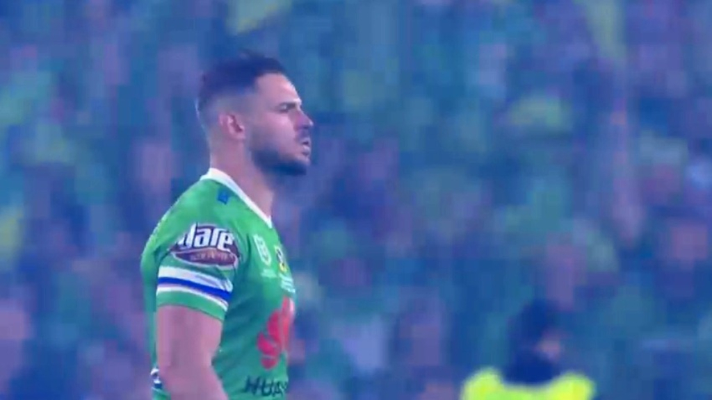 Sezer leaves the Raiders