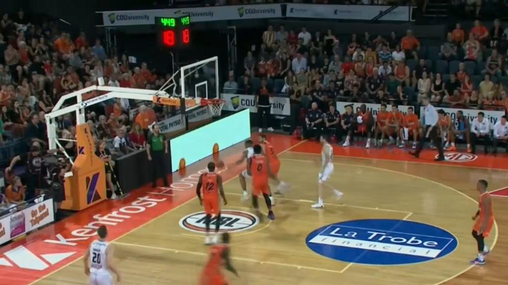 Taipans end Melbourne winning streak