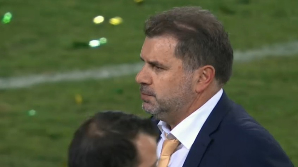 Postecoglou on the brink of history