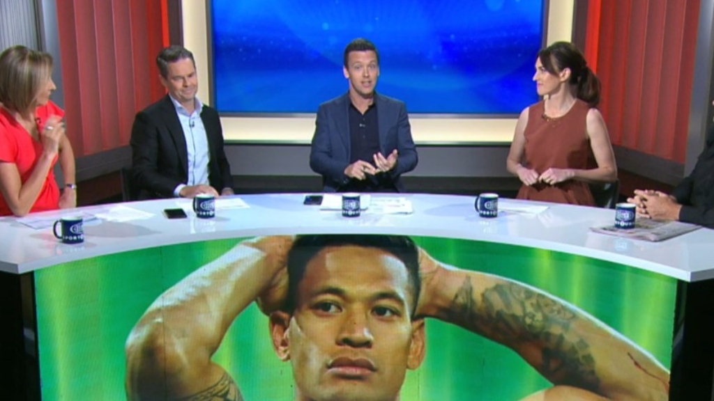 'No chance' Folau would ever captain Wallabies
