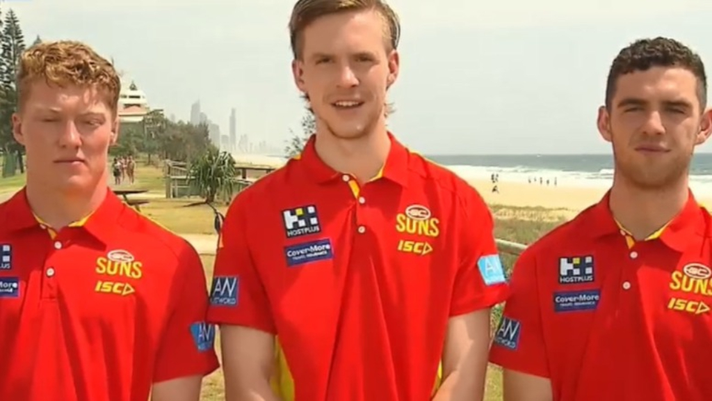 Gold Coast recruits ready to help Suns rise