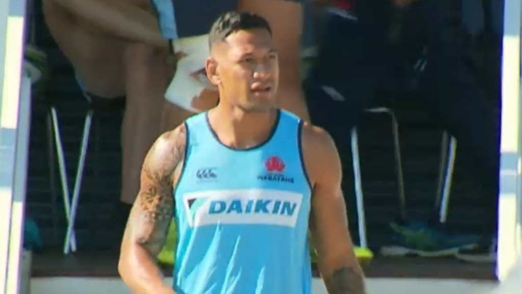 Folau set for RA mediation