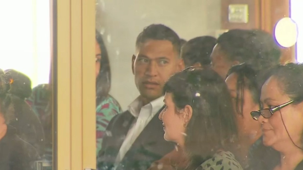 Folau RA meeting adjourned
