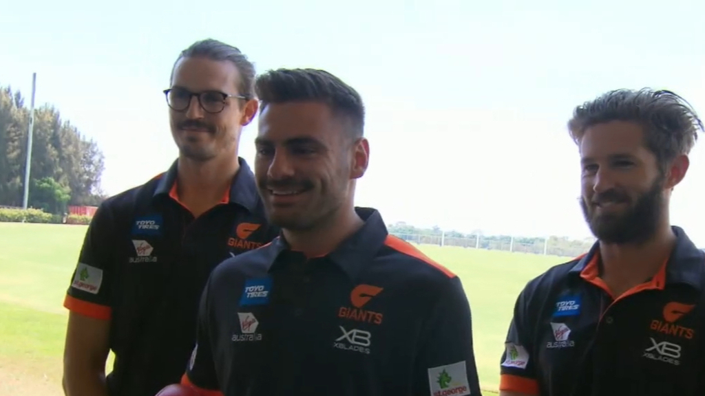 Coniglio to lead GWS