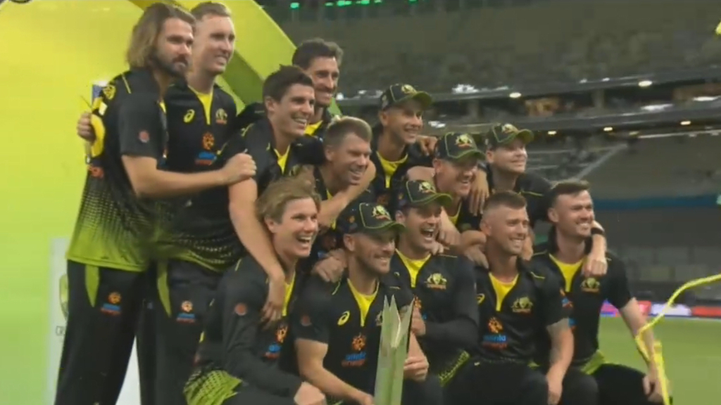 Aussie cricket's strong year