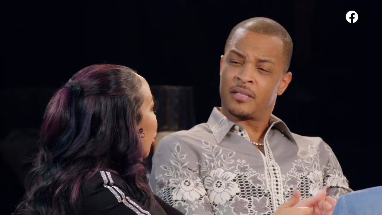 Jada Pinkett Smith interviews TI and Tiny on Red Table Talk