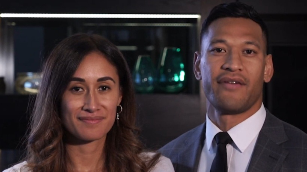 Israel Folau statement after RA settlement