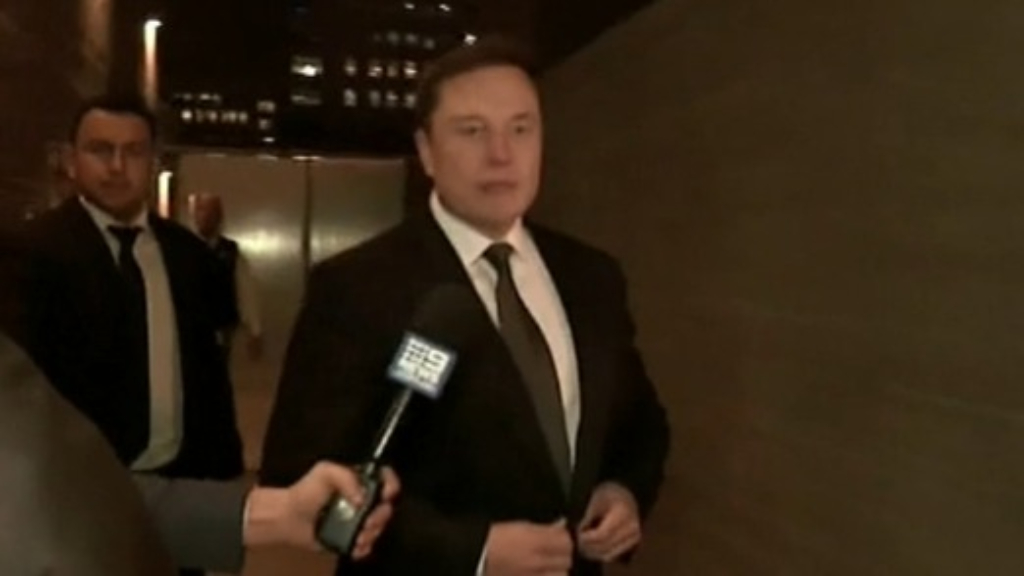 Elon musk on trial for defamation