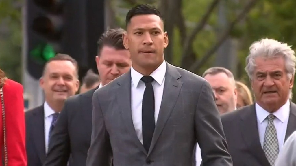 Folau reportedly received $8m in settlement