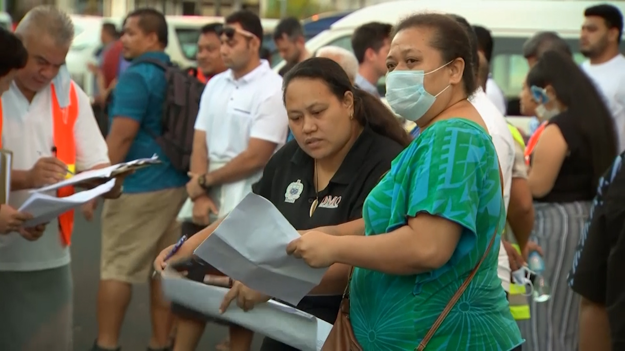 Samoa shut down amid measles epidemic