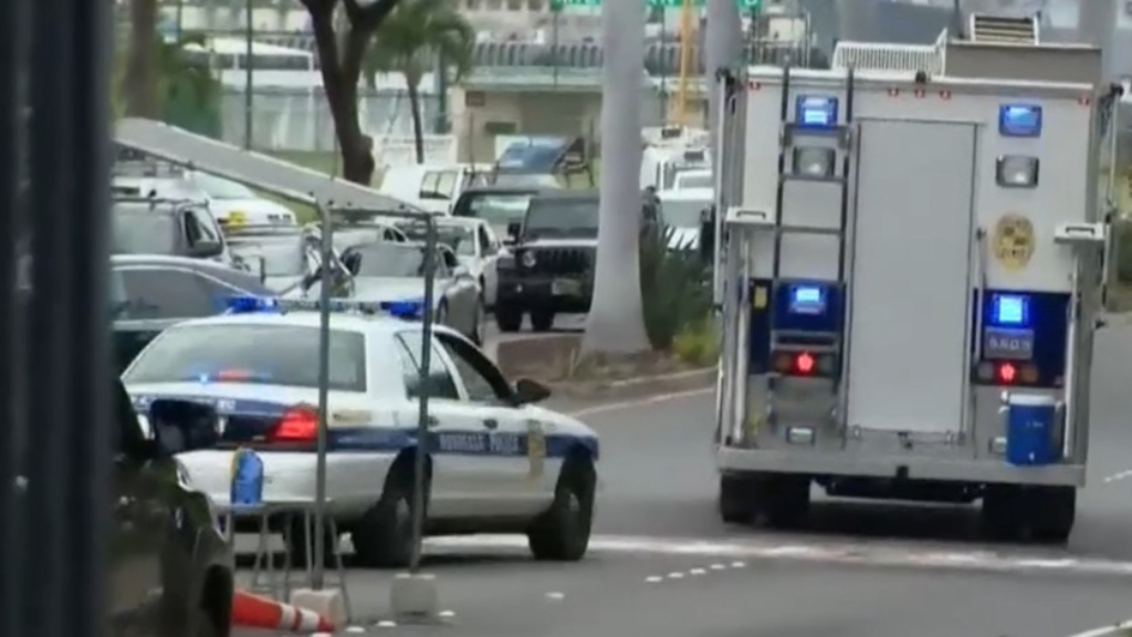 Reports of mass shooting at Pearl Harbor