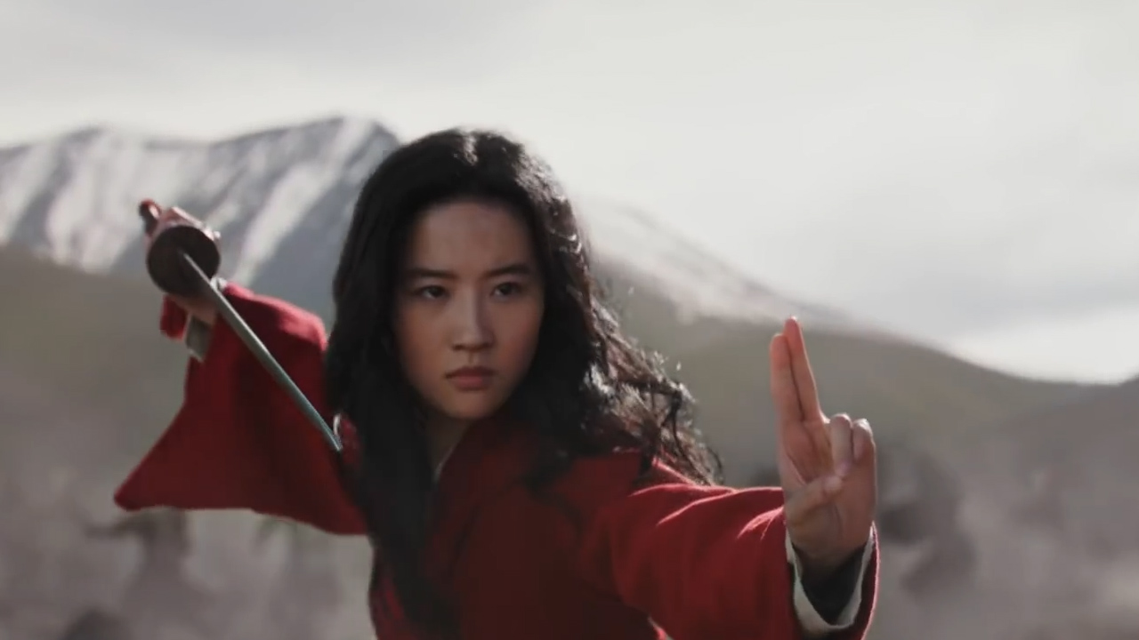Disney's 'Mulan' official trailer