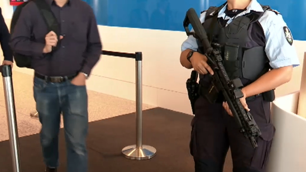 Australian Federal Police to be deployed at airports