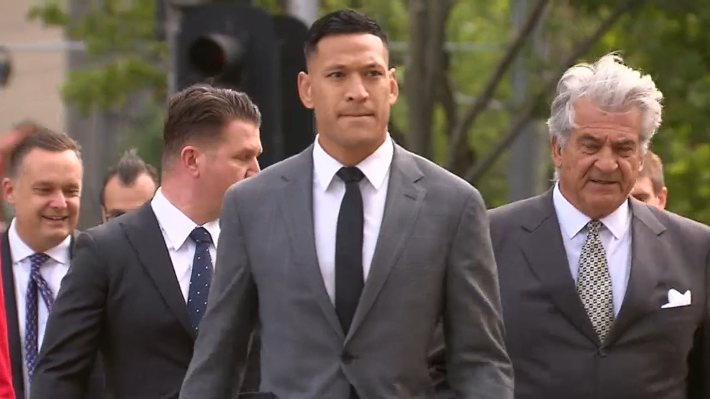 Broncos interested in signing Folau